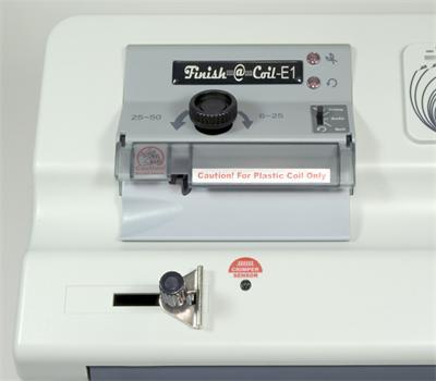 FINISH COIL E1 insertador y corte de espiral