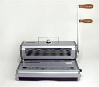 Imagen WIRE MAC 3:1 encuadernadora de doble alambre