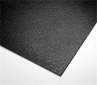 Imagen Portadas Cartón gofrado - Din A4 - negro - 0,8 mm - 50 unidades