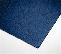 Imagen Portadas Cartón gofrado - Din A4 - azul - 0,8 mm - 50 unidades